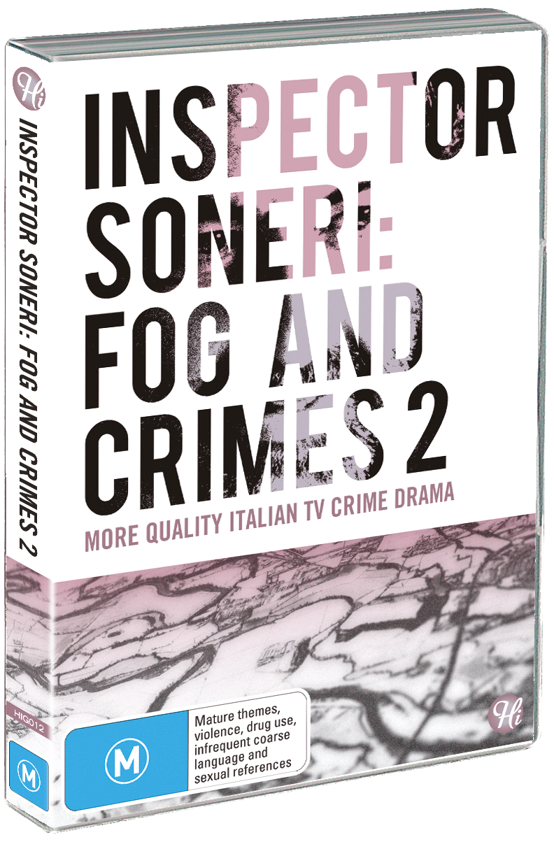 Inspector Soneri: Fog and Crimes, Vol. 2