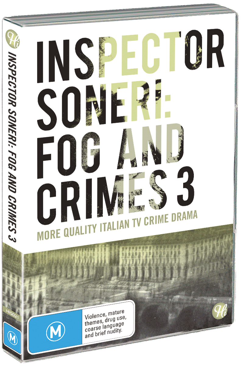 Inspector Soneri: Fog & Crimes, Vol. 3