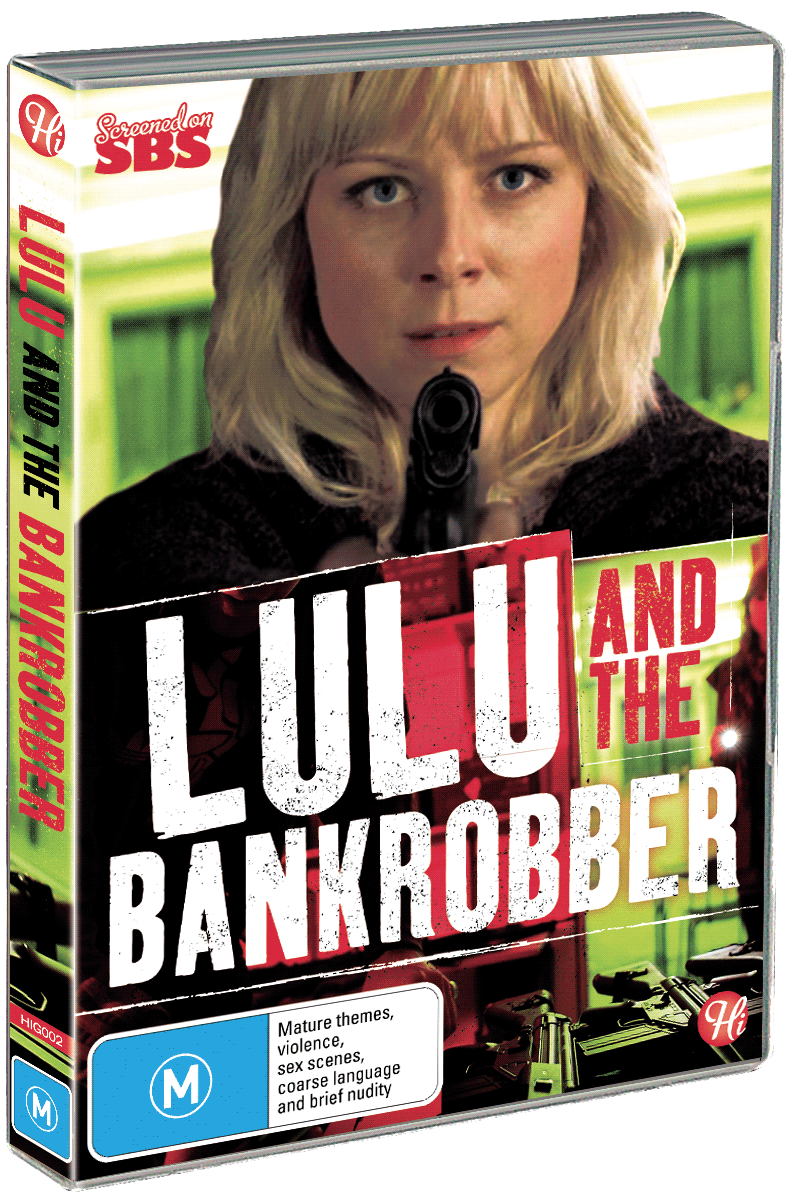 Lulu and the Bankrobber