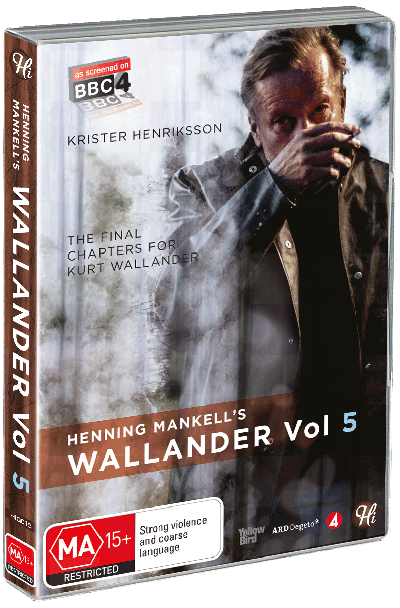 Wallander, Vol. 5